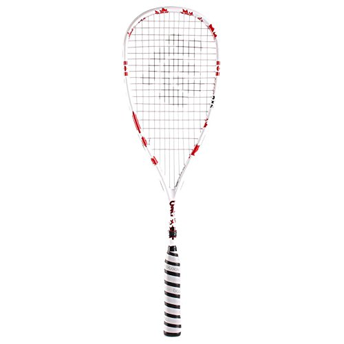 Black Knight C2C White nXS Squash Racket [Misc.]