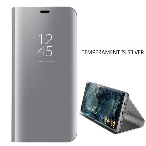 Huawei Mate 10 Pro Mirror Plating Flip Case, Mirror Case for