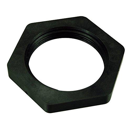 Bulkhead Locknut (Pentair 154412 2-Inch Internal Bulkhead Locknut Replacement Pool and Spa Sand Filter)