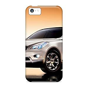 USMONON Phone cases New Super Strong Infiniti Ex Concept Tpu Case Cover For Iphone Iphone 5c