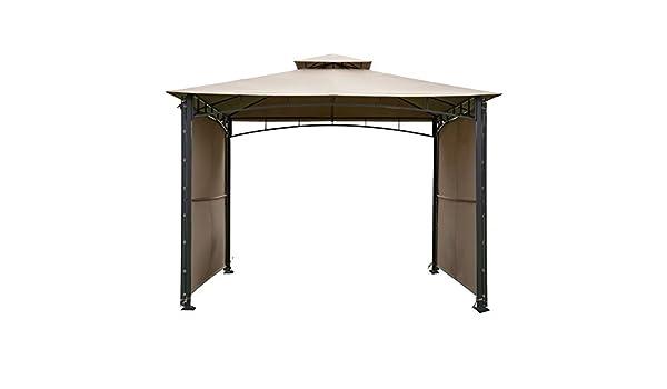 Abba Patio Repuesto de cubierta superior para carpa de jardín de acero al aire libre de 30, 48 x 30, 48 cm (marco no incluido): Amazon.es: Jardín