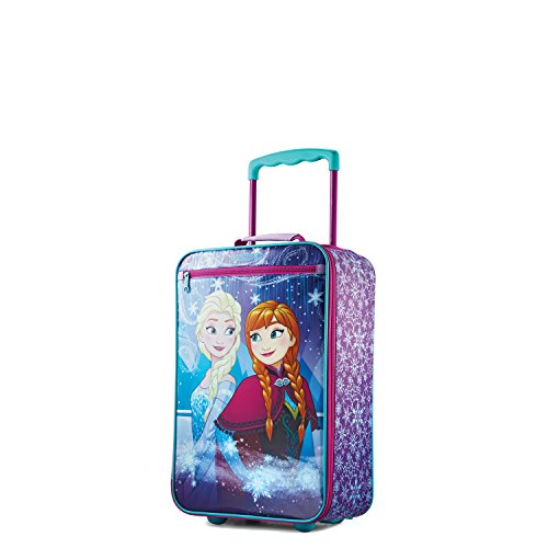 American Tourister Mesh Carry On - American Tourister Kids Softside 18