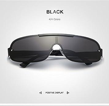 MXNET Polarisierte Sonnenbrille der Männer, wqolutepce treibendes Fischen HD Linse Qualitäts-Markenschutzbrillen Stern-Produkt-Tendenzen ( Farbe : Gray )