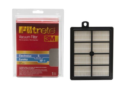 Electrolux Oxygen 3 Hepa - 3M Filtrete Electrolux/Sanitaire / Eureka S/S / HF-1 HEPA Vacuum Filter - 1 filter