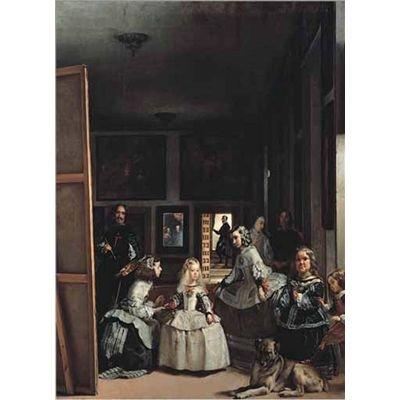 Editions Ricordi Jigsaw Puzzle 1500 pieces - Las Meninas 1656, Velazques - (Cod. 65306)