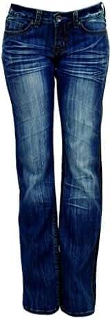 Cowgirl Tuff Co. Womens Apache Jeans