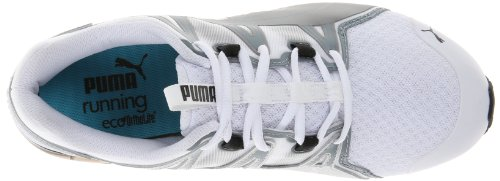 Puma Heren Powertech Voltaïsche Sportschoen Wit / Tradewinds / Zwart
