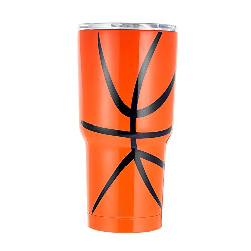 Basketball Portable Coffee Cup