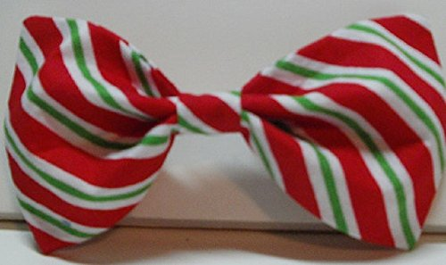 Candy Cane Bow Tie (Large) (Candy Nickles compare prices)
