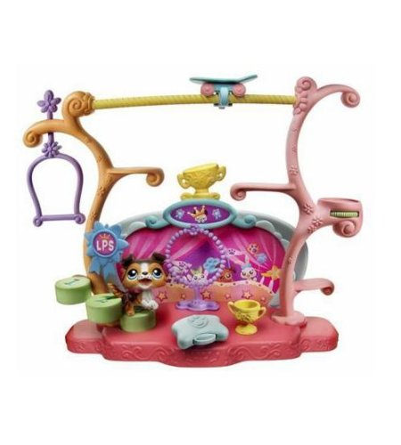 Hasbro Littlest Pet Shop Tricks & Talents Show