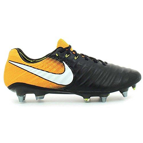 Nike - Botas de fútbol para hombre ARANCIO nero