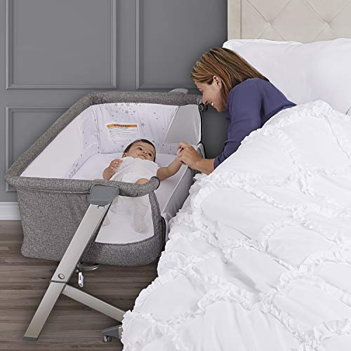 Dream On Me, Skylar Bassinet & Bedside Sleeper