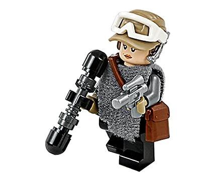 LEGO Star Wars: Rogue One - Rebel Sergeant Jyn Erso Minifigure