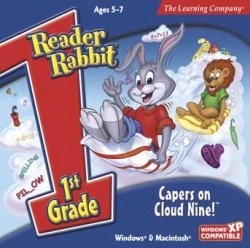 Reader Rabbit 1st Grade - Capers on Cloud Nine! by The Learning Company