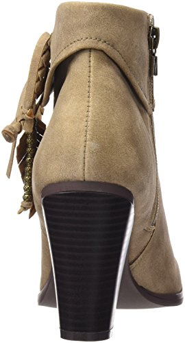 MTNG Originals (MTNGB), Damen 61377 Kurzschaft Stiefel Braun (SUEDI TAUPE)
