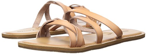 Pictures of O'Neill Women's Jackson Sandals Slide Su8484004 Brown 4