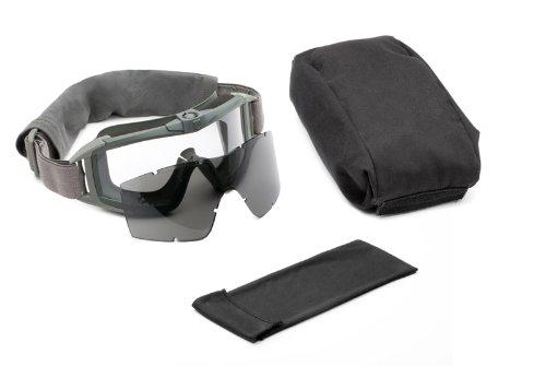 Revision Locust Eyewear Desert (Revision Military Desert Locust Fan Goggle Essential - Foliage Green)