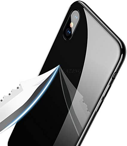 Felfy Compatible with Huawei P20 Lite Glass Case