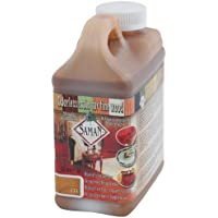 SamaN TEW-111-32 1-Quart Interior Water Based Stain for Fine Wood, Golden Wheat by SamaN