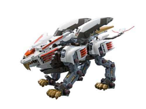 (Zoids Japanese Kotobukiya Limited Edition Model Kit RZ028 Blade Liger Mirage)