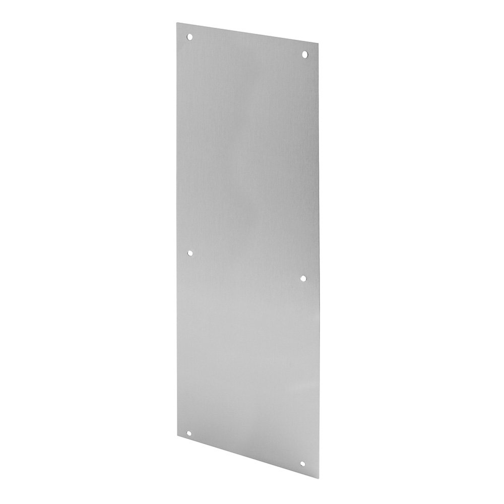 Aluminum 8 x 16-Inch Prime-Line Products J 4633 Push Plate