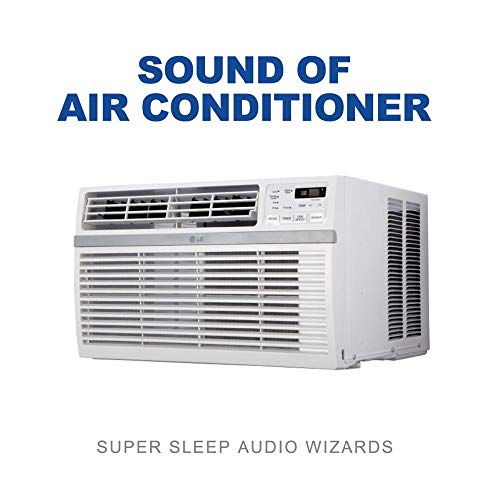 Masking Unit - Sound of Air Conditioner (For Sleep, Relaxation, Noise Masking) One Hour CD