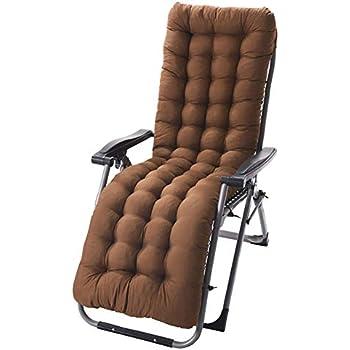 Amazon Com Lounge Chair Cushions Pep Thickened Patio
