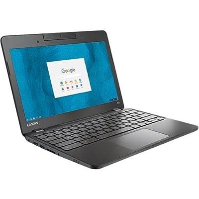 Newest Lenovo 11.6-inch Premier Rugged Chromebook, Intel Celeron N3060, 4GB RAM, 16GB eMMC, Bluetooth, Wifi, Webcam, up to 10 hrs Battery Life