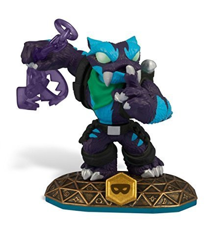 Skylanders Swap Force Swap-able Character TRAP SHADOW (no retail packaging)