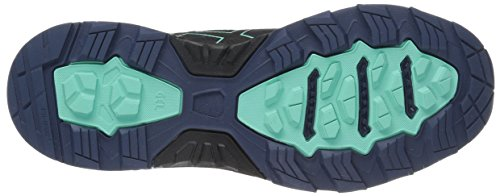 Gel Pour Chaussures Green Blue 6 Insignia ice black Femme Asics fujitrabuco dqF5xII