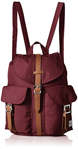 Herschel Supply Co. Dawson, Windsor Wine/Tan, One Size