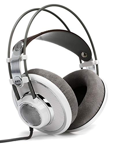 AKG Pro Audio AKG K701 Reference class premium headphones White (