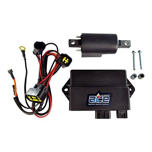 (CDI Box Ignition Upgrade Stator Kit by RMSTATOR| ATV Parts 2002-2006 Stator For Polaris Sportsman 600-700 Series)
