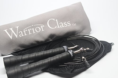 Warrior Class Adjustable MMA XMA Training Speed Jump Rope