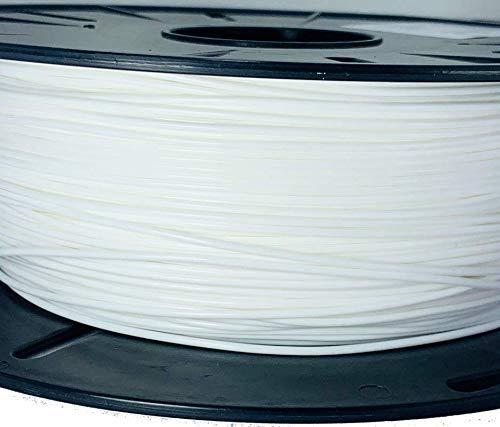 Tråd3D 1.75mm PLA 3D Printer Filament compatible for Stratasys 3D Printer White 1kg