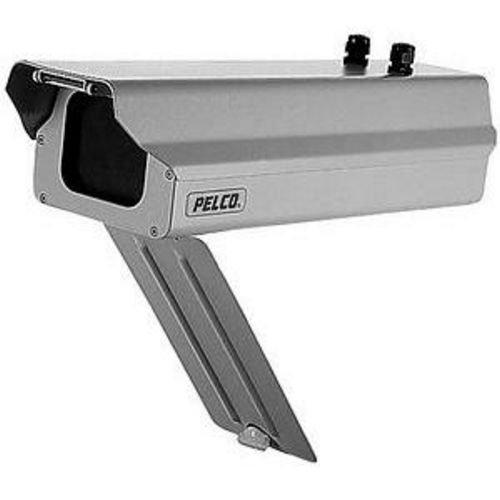 Pelco Enclosure - Pelco EH4718DB Enclosure Env Alum 18 in. Drop-Bottom