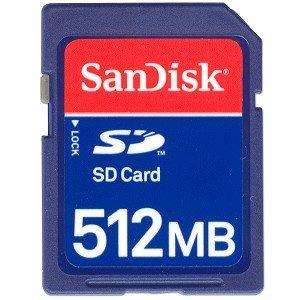 Amazon.com: So) Sandisk 512 Mb SD (Especial Purch ...