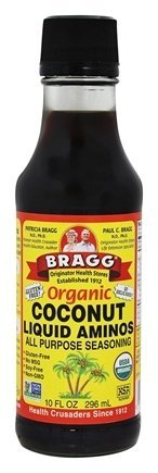 Top 10 best braggs coconut aminos organic