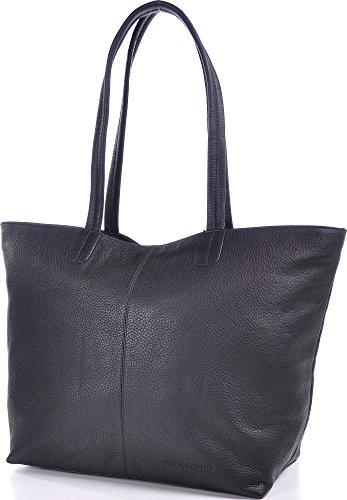 cuir à Cntmp mode marron sacs 45x29x15 sacs sacs dames cm sacs PHIL en à main SOPHIE tout fourre poignée la awv57x