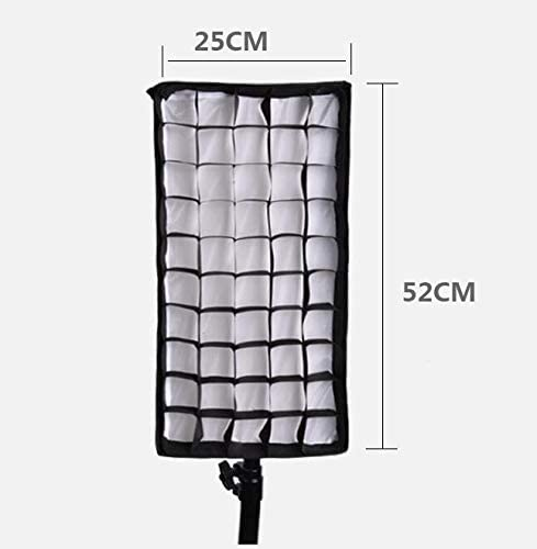 Menik CB-68A Honeycomb Grid Softbox for Menik CB-68A//CB-68 Led Studio Light
