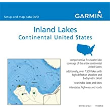 SOFTWARE, MAPSOURCE INLAND LAKES