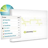 Ancestry DNA: Genetic DNA Ancestry Test Kit