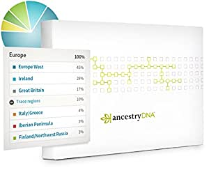 AncestryDNA: Genetic Testing - DNA Ancestry Test Kit