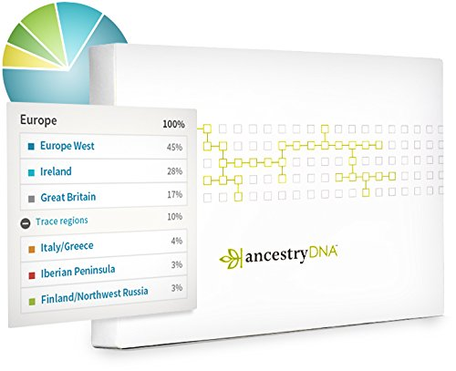 AncestryDNA Genetic Testing Ancestry Test product image