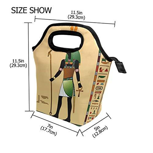 Use7Pranzo isolato Cultura sacco antica uomini egizianaper al picnicscuoladonne e nkX8P0wO