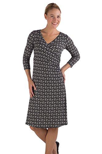 ggd8200-extra-large-black-tika-bamboodreams-grace-gathered-dress