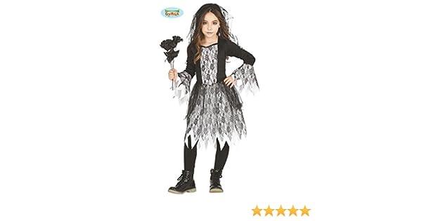 Childrens Halloween Bride Ghost Costume: Amazon.es: Juguetes y juegos