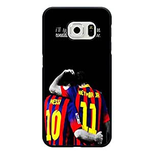 Well-know Perfect Classical Lionel Messi Phone Case Cover For Samsung Galaxy s6 Edge Nice Protective Mobile Shell