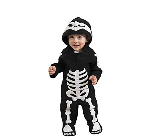 Lil' Skeleton Baby Infant Costume -