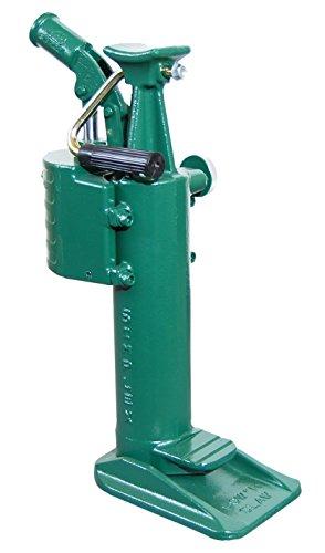 - Simplex TJH109 Steel Heavy Duty Toe Jack, Spring Return Maximum Handle Effort 80 lb, 9